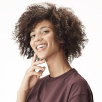 Natural curl diffused dry how-to