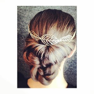 Twisted Tuck Braid