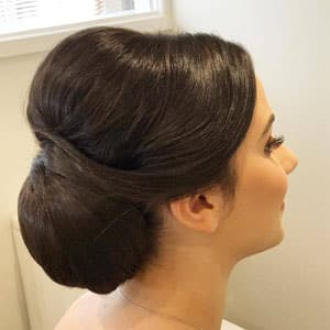Sleek Updo