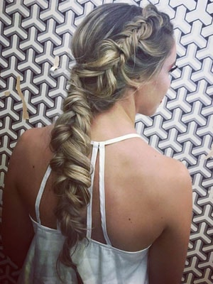 Twisted Fishtail