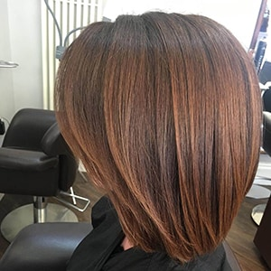 Sleek Blow-Dry