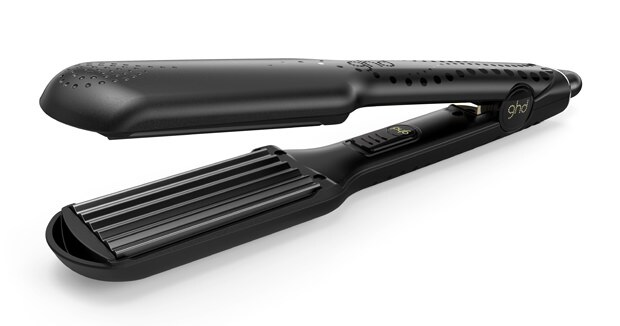 Use ghd contour™ to add bold texture and big volume to your style