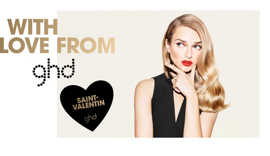 With Love From ghd, Happy Valentine's Day