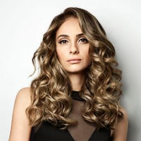 link to classic curls how-to