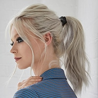 Link to wavy ponytail how-to