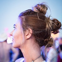 The essential easy festival hair guide