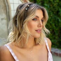 Ashley James Coachella Day 1