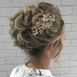 Statement Hair Piece