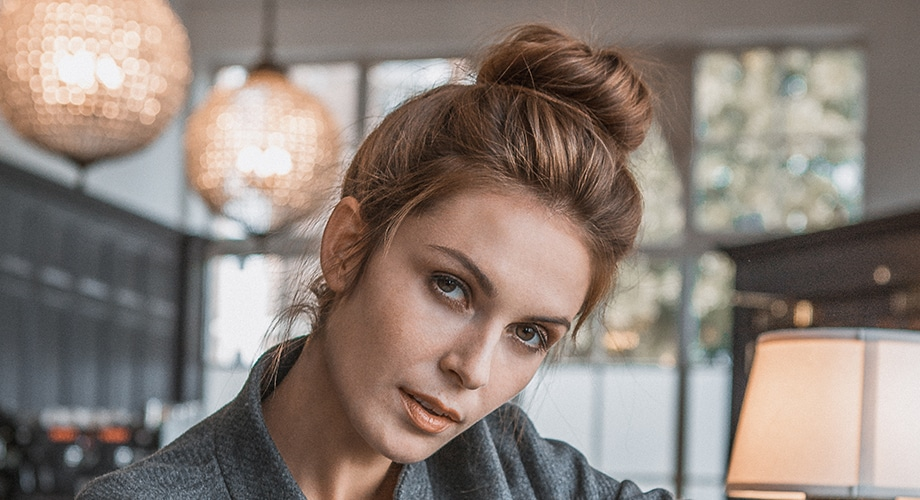 Soft Top Knot