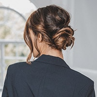 Twisted low knot how-to guide