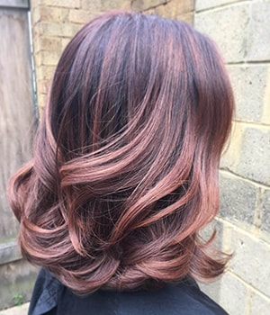 Glam Volume Blow-Dry