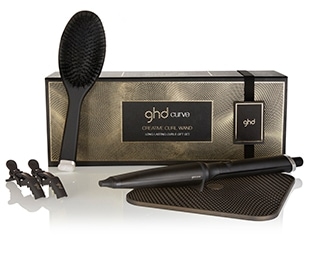 Link to ghd CURVE® LONG-LASTING CURLING WAND GIFT SET