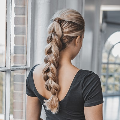 Chunky Pull-Through Braid