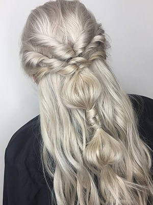 Waterfall Braids