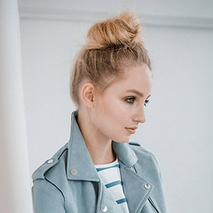 Tousled Topknot