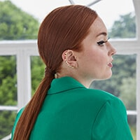 link to Sleek Ponytail how-to