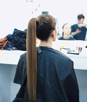 High Ponytail