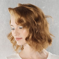 link to Wavy Bob how-to