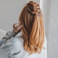 link to unicorn braid how-to
