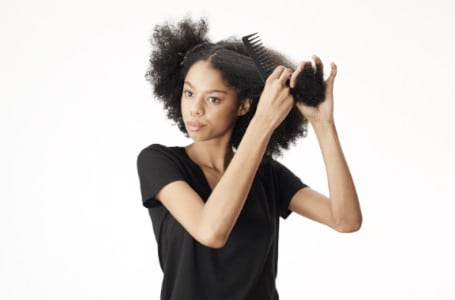 Step 2: Using ghd helios, dry your hair until its 80% dry