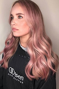Flaunt your pink hair with these bold styles