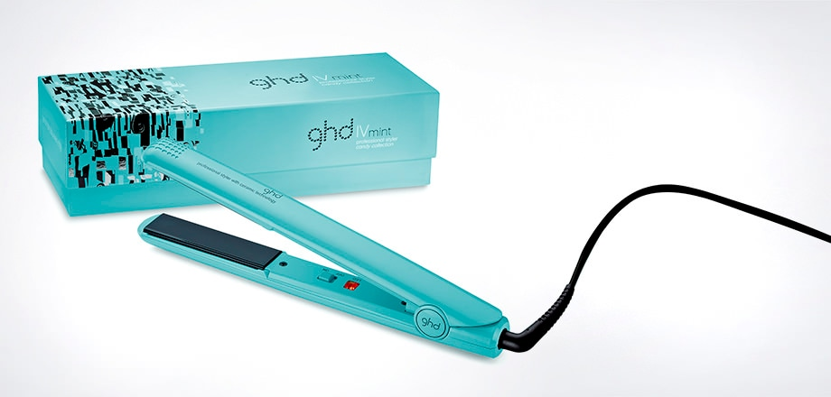 "ghd classic mint 1"" professional styler"