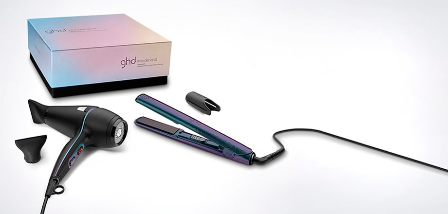 ghd Wonderland Deluxe Set Image 1