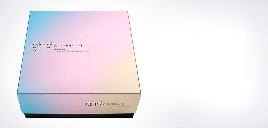 ghd Wonderland Deluxe Set Image 4