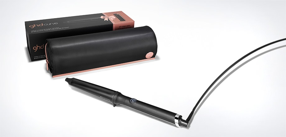 ghd curve® creative curl wand   curlers   ghd® Official Website