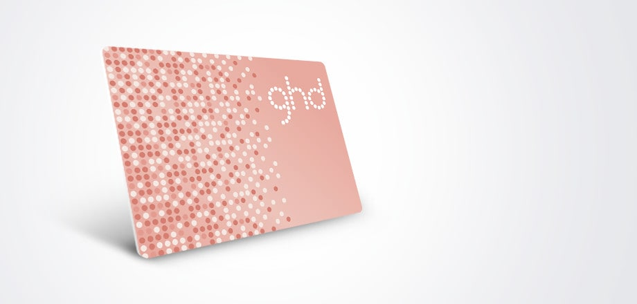 $50 ghd eGift card