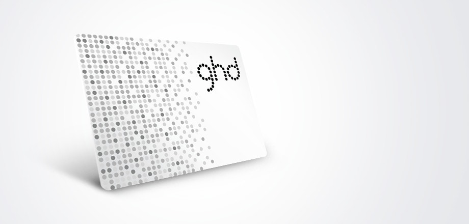 R 2,000 ghd eGift card