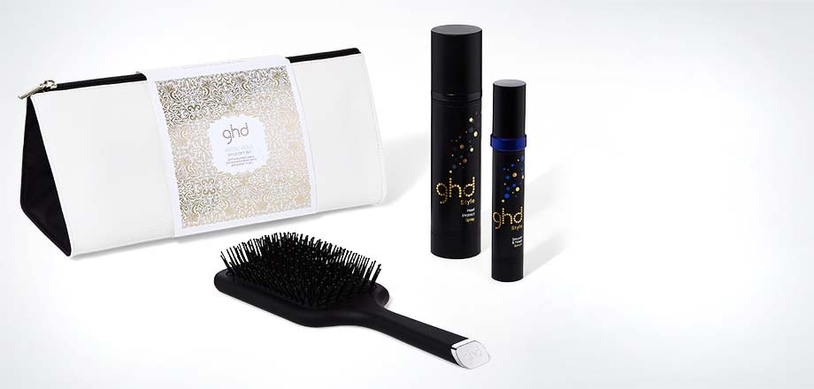 ghd protect & finish style set
