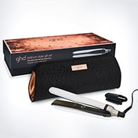 ghd platinum® white styler gift set