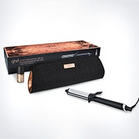 ghd curve® soft tong copper luxe gift set