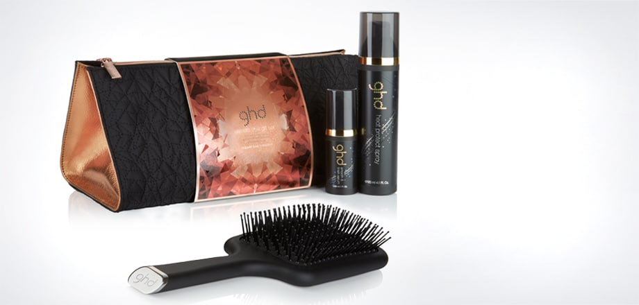 ghd copper luxe ultimate style gift set