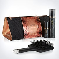 ghd smooth & finish gift set