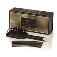 ghd travel brush and comb gift set