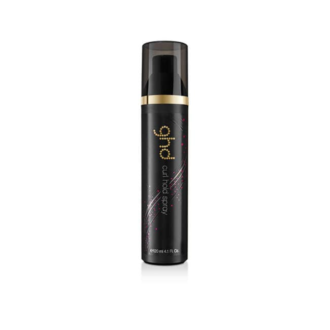 spray ghd curl hold - rizos