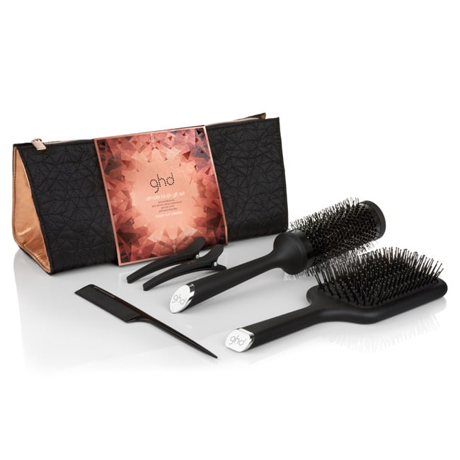 ghd ultimate brush set