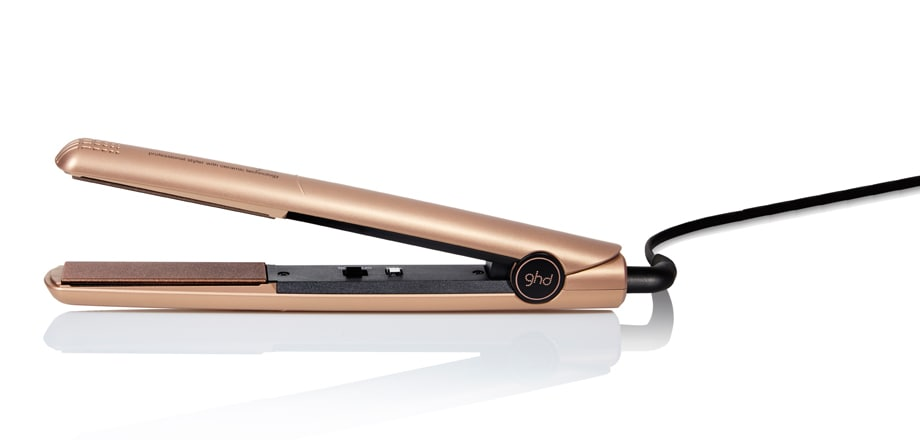 Plancha de pelo ghd original IV earth gold styler