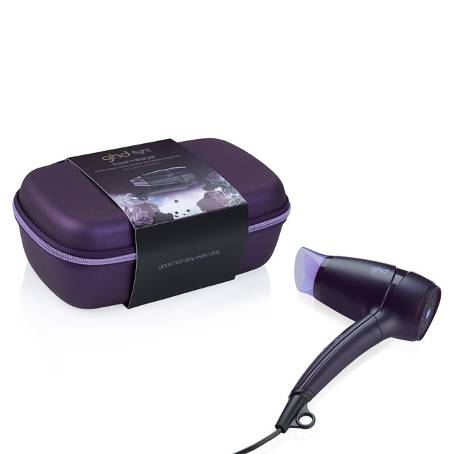ghd flight® nocturne travel hair dryer