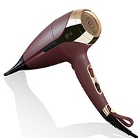 asciugacapelli professionale ghd helios™ bordeaux