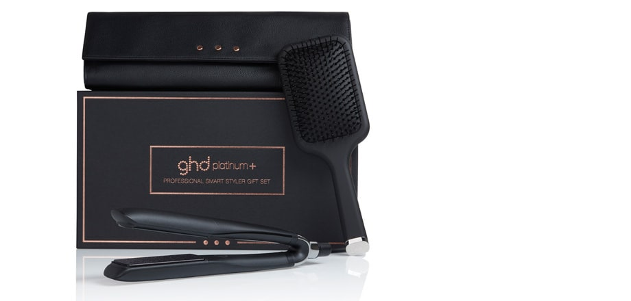 ghd platinum+ styler with FREE gifts (worth £232)