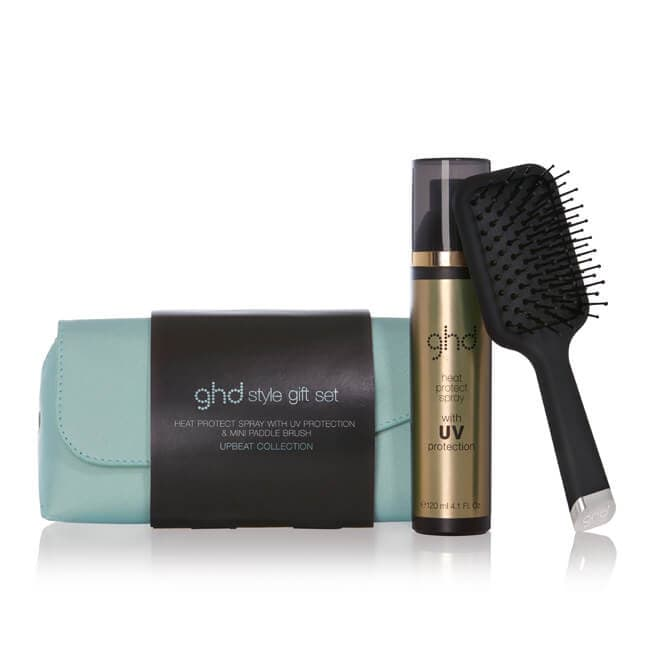 ghd style neo-mint gift set