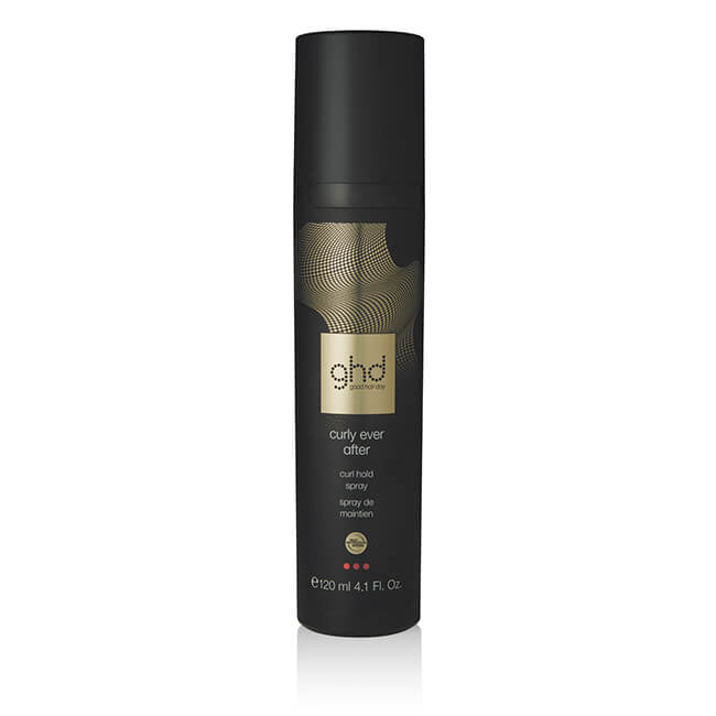 ghd curly ever after - curl hold spray